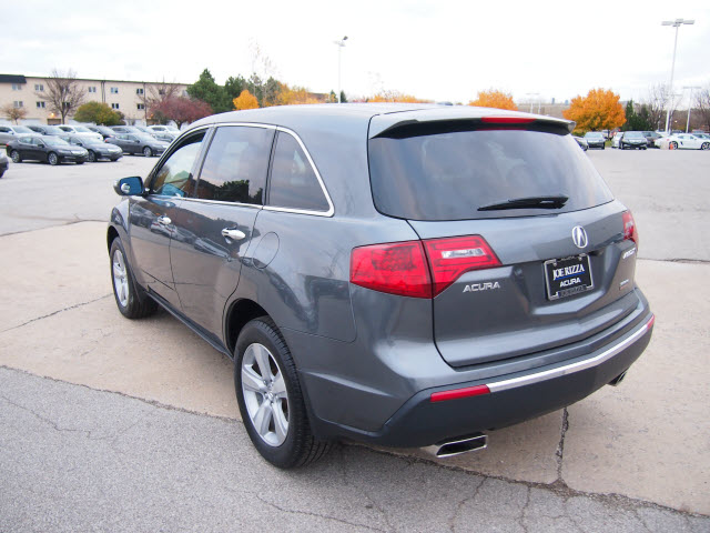 Pre Owned 2011 Acura Mdx Tech Awd Suv Awd In Orland Park